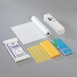 油紙・検診台シーツ・晒木綿